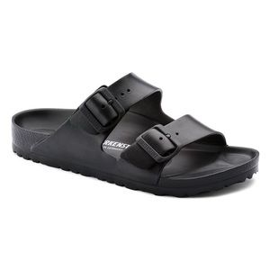 Black Birkenstock EVA Sandals